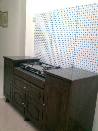 Nashaha Homestay Langkawi : Kitchen