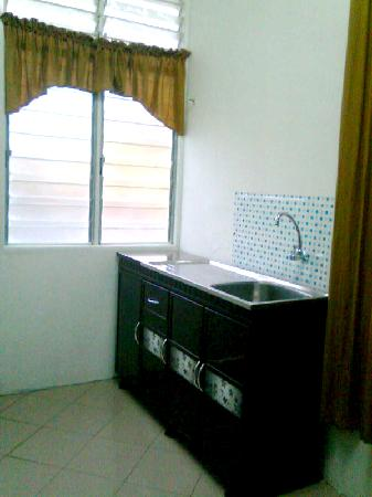 Nashaha Homestay Langkawi : Washing area