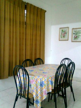 Nashaha Homestay Langkawi : Dining area...