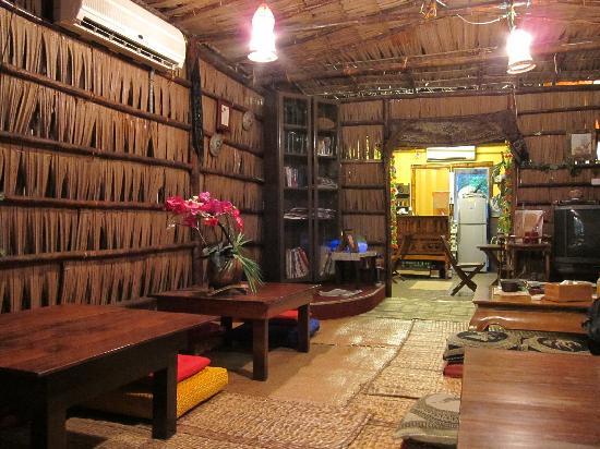 Berambih Lodge : Common area