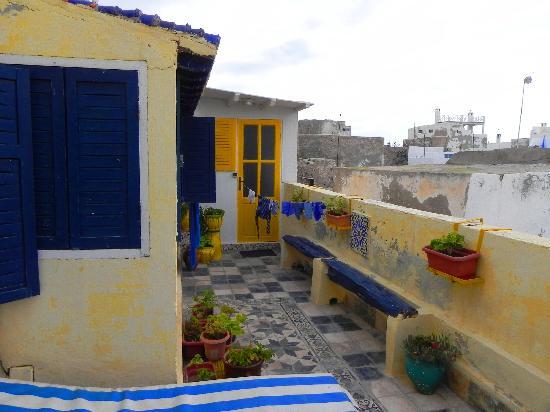 Riad Lunetoile: Terrasse