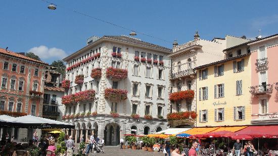 Hotel Belvedere: entièrement restauré