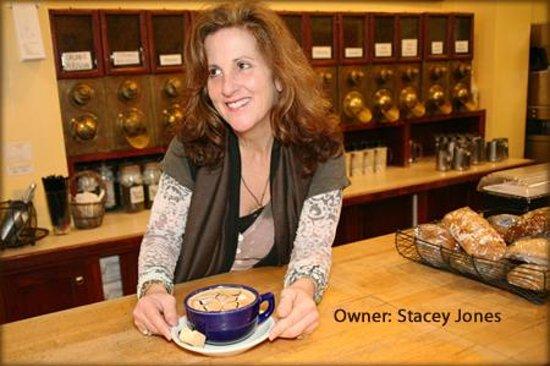 Ojai Coffee Roasting Co.: Stacy - Proprietress