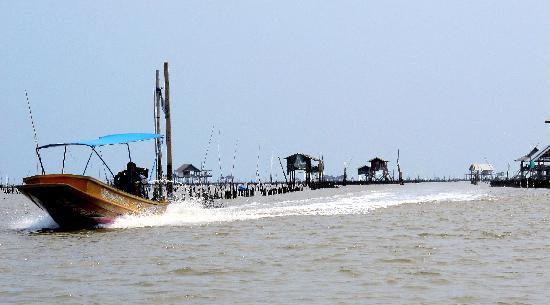 Thailand Attraction Tour: The Mae Klong Delta