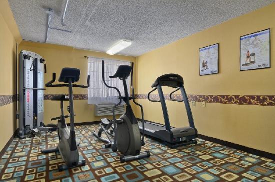 Baymont Inn & Suites Oklahoma City Airport: Fitness Center