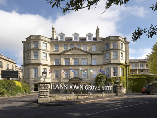 The Lansdown Grove Hotel: Front of the Coast & Country Lansdown Grove Hotel
