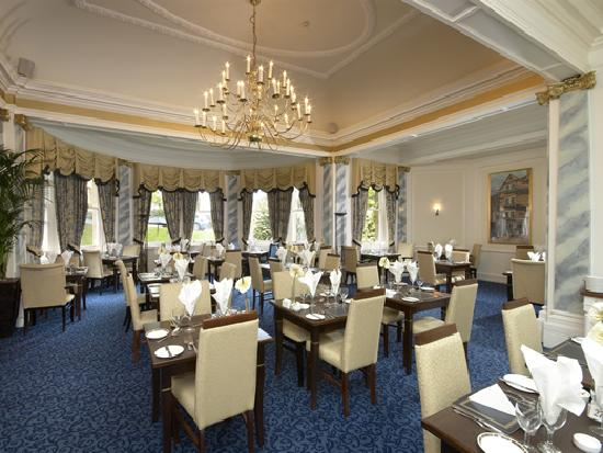 The Lansdown Grove Hotel: Dining Room at the Coast & Country Lansdown Grove Hotel
