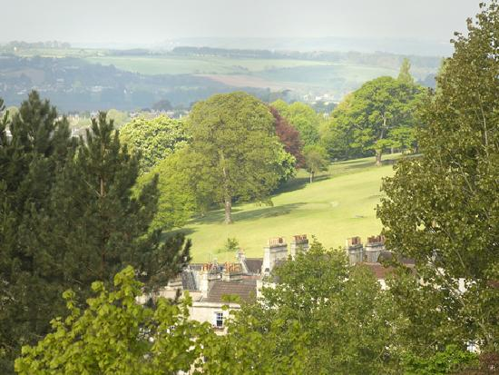 The Lansdown Grove Hotel: View from the Coast & Country Lansdown Grove Hotel