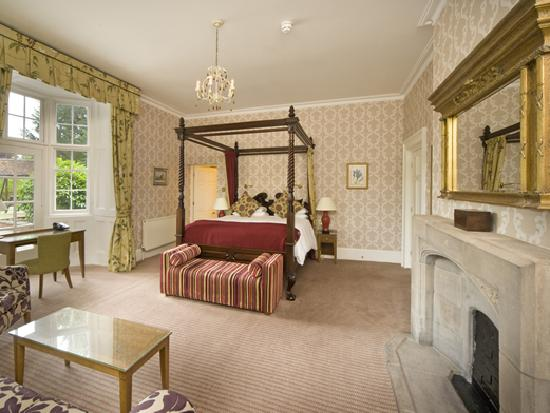 Premier Room at the Coast & Country Charlecote Pheasant Hotel
