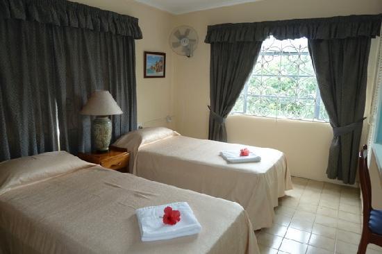 Hotel Bel Air: Unser Zimmer