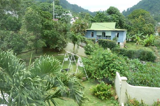 Hotel Bel Air: Blick in den Garten