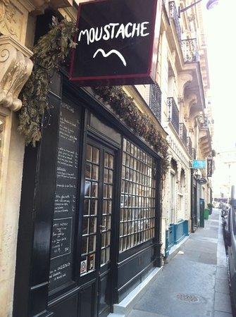 Restaurant Paris Luxembourg Moustache