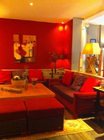 Hotel Sainte Beuve: lobby