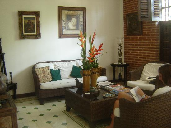 Casa La Fe - a Kali Hotel: lobby Casa La Fe