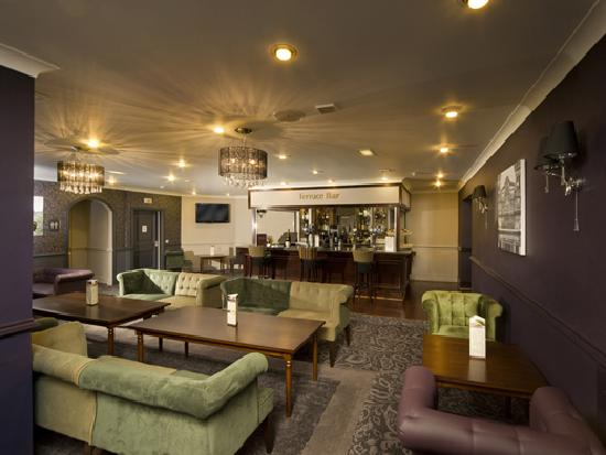 The St George Hotel: Bar at the Coast & Country St George Hotel