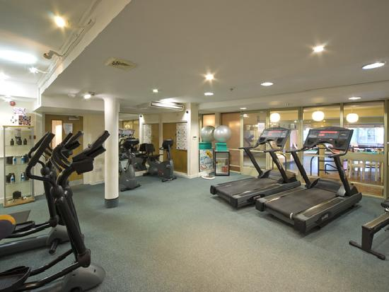 The St George Hotel: Gymnasium at the Coast & Country St George Hotel
