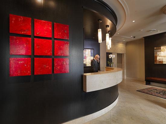 St. Regis Hotel: Lobby