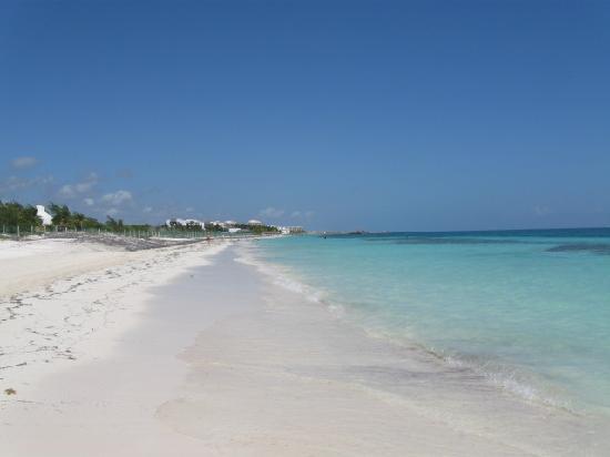 Puerto Morelos Mexico Beautiful Beaches