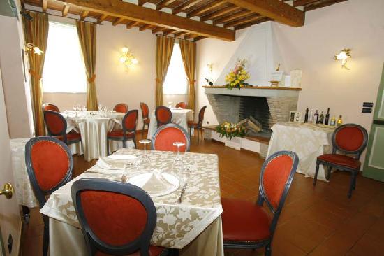 Hotel Ligabue: Restaurant
