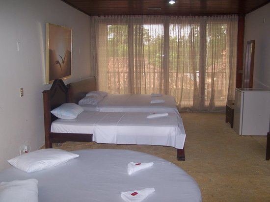 Hotel Pirarucú: swit