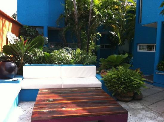 Villas Las Anclas: Lounge