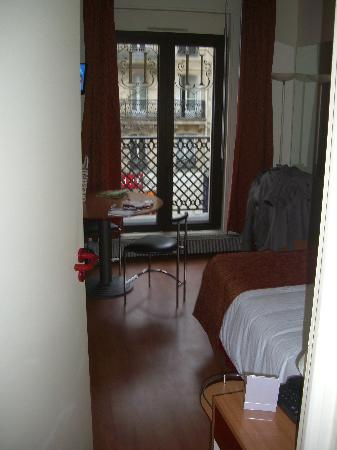 Hotel Residence Les Halles : Room