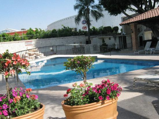 Malibu Hotel: pool