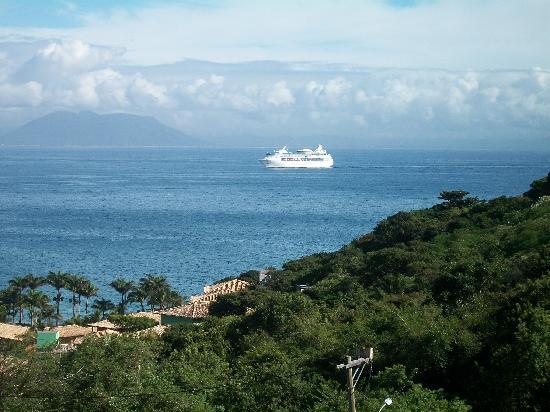Pousada Amancay : vista balcon
