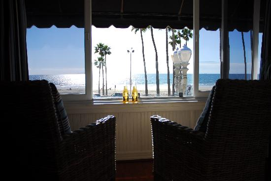 Newport Beach Hotel Room view