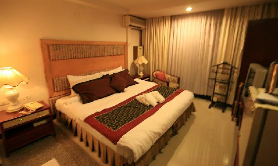 Diamond City Hotel: Room