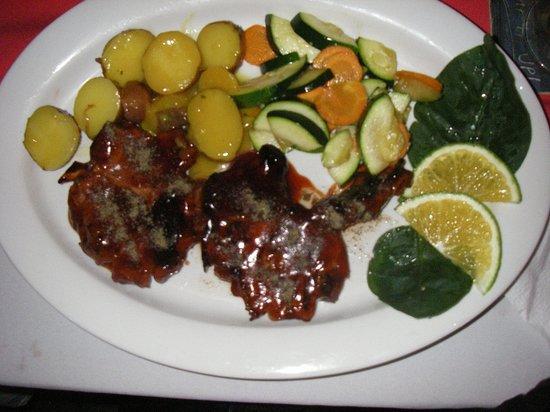 Sanny's Grill: Sanny's Special Pork Chops