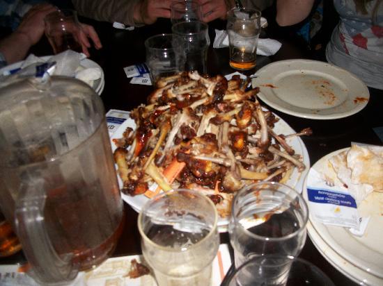Micro Brasserie de Chamonix-MBC: The damage.