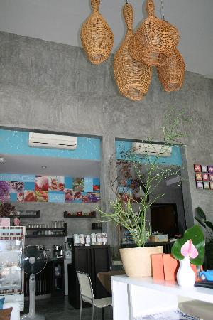 KETAWA Stylish Hotel: Cafe