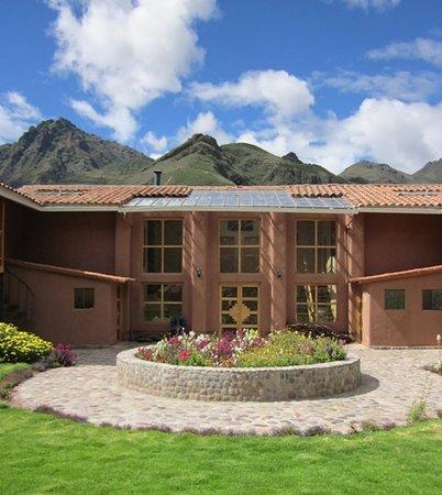 Paz Y Luz Hotel: newest guest bulding