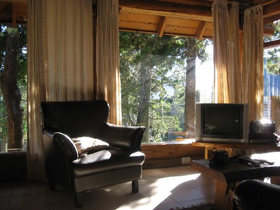 Cabanas Terrazas del Campanario: panoramica del living