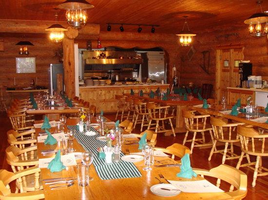 Excursion Restaurant at the Bear Track Inn: Excursion Restaurant
