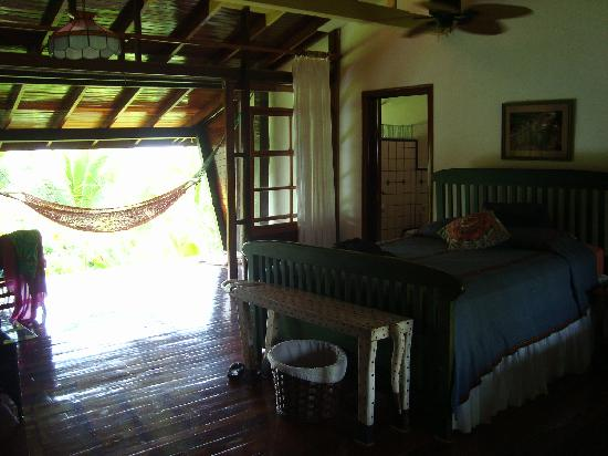 La Paloma Lodge: single room
