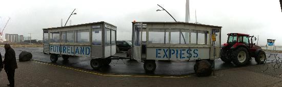"FutureLand Maasvlakte 2 : The Futureland ""Train"""
