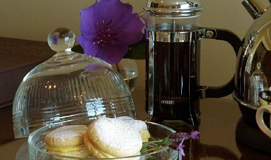Kershaw House Boutique Accommodation: Room Treats