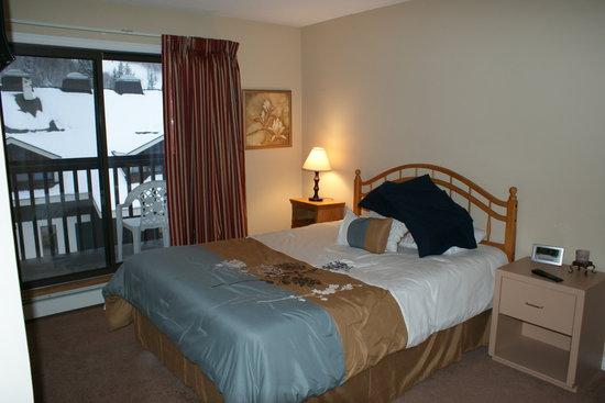 Pico Resort Hotel and Condominiums: Bedroom of the 1 BR condo