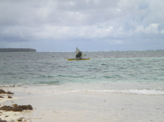 Siargao Island, Philippines: Naked island - March 2011