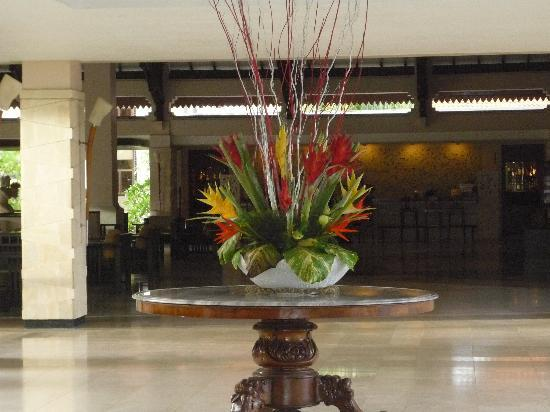 Ramada Bintang Bali Resort: Reception area
