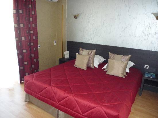 Hotel Cannes Gallia : Chambre Superieur 2eme etage