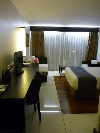 Hotel Tahiti Nui : Standard Room