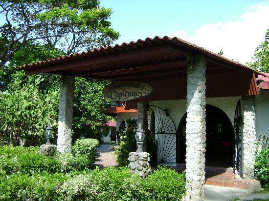 Hotel & Restaurante Valle Verde: Eingang Restaurant
