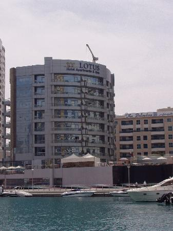 Lotus Hotel Apartments & Spa, Dubai Marina: Lotus