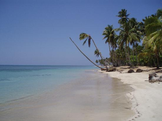 Las Terrenas, Dominican Republic: playa coson