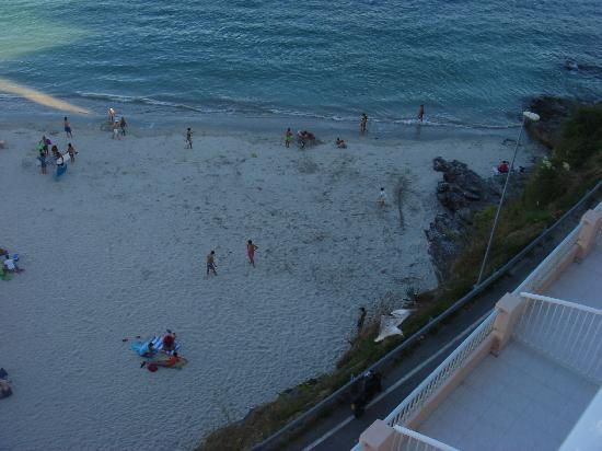 Portonovo, Spain: a praia
