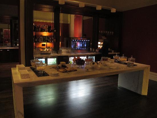 St. Pancras Renaissance Hotel London: Exceptionnel Lounge