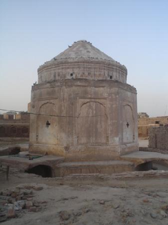 Ancient temple in Multan